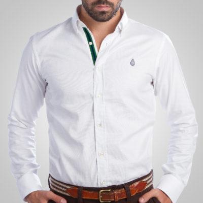 Camisa Oxford Blanca Esperanza