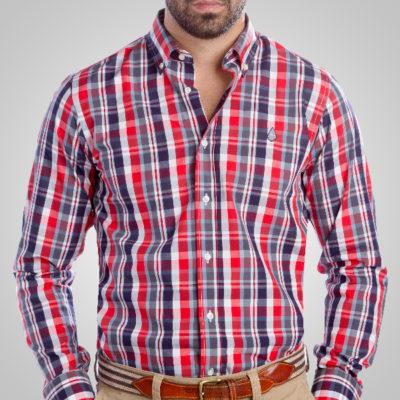 Camisa Multicuadros