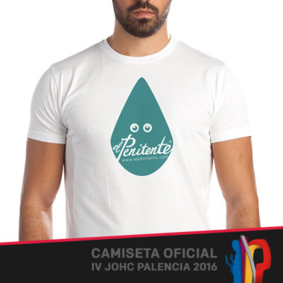 Camiseta Hombre Oficial JOHC PALENCIA 2016