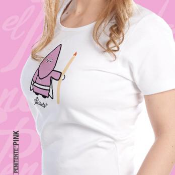 Camiseta PINK AECC Mujer
