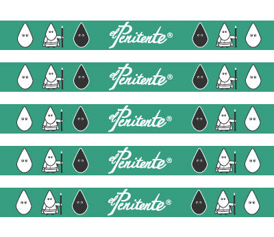 Pack 5 Pulseras «El Penitente»