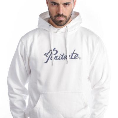 Sudadera capucha blanca «El Penitente»