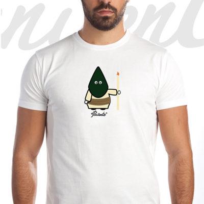 Camiseta Lagrimas y Favores Málaga