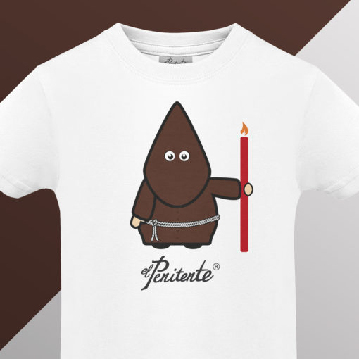 camiseta el buen fin sevilla niño miercoles santo